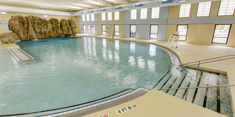 Ft Bliss Aquatics Training Center Kzf Design Designing