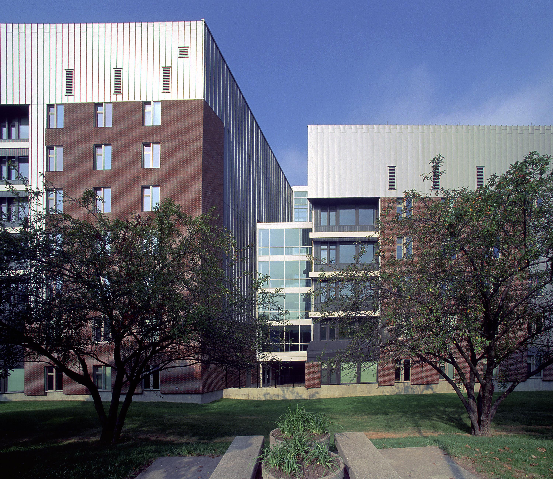 UC Turner & Schneider Residence Halls : KZF Design