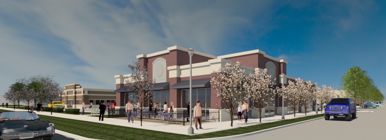 Xenia Towne Square Redevelopment : KZF Design ▫ Designing